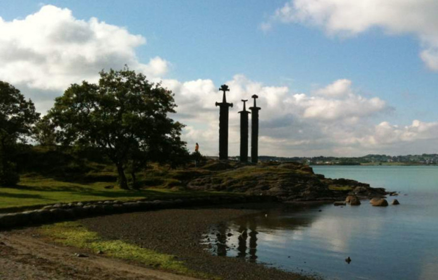Sverd i fjell – The Swords in Rock in Stavanger