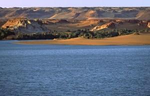 Lake Yoa – The oasis of the Sahara desert in Ounianga Kébir