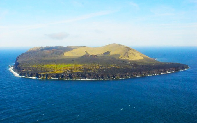 The island since 1963 in Surtsey