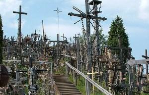 Kryžių kalnas – The Hill of Crosses in Šiauliai