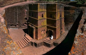 Bete Giyorgis – The Church of Saint George in Lalibela