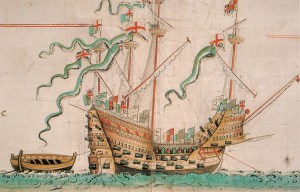 Mary Rose – The historic carrack-type warship resting in Portsmouth