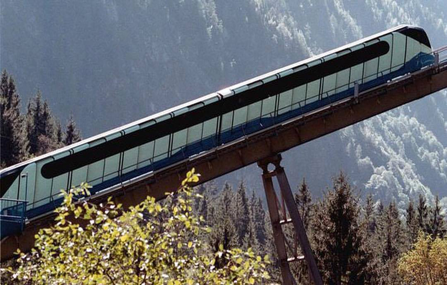 Gletscherbahn 2 – The tragedy in the tunnel of funicular train in Kaprun