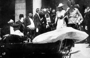 Gräf & Stift Phaeton – The Franz Ferdinand's fateful limousine is being exhibited in Vienna