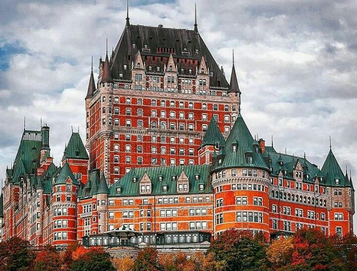Château Frontenac – The historic hotel in Quebec