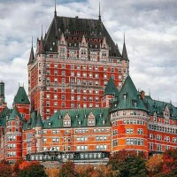 Château Frontenac - The historic hotel in Quebec
