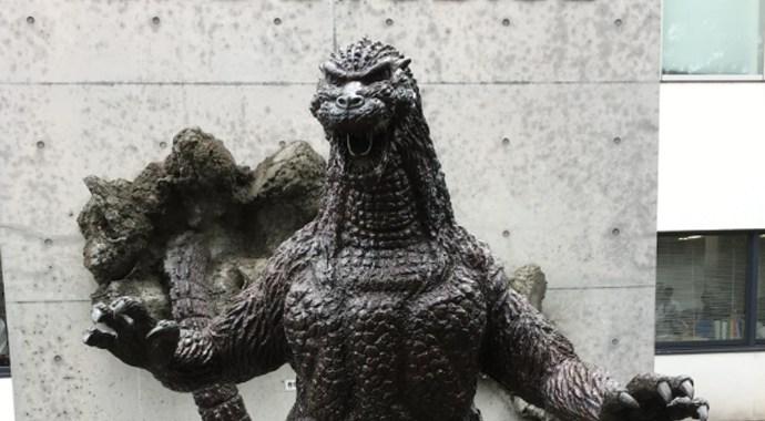 Toho Studios – The home of Godzilla in Tokyo