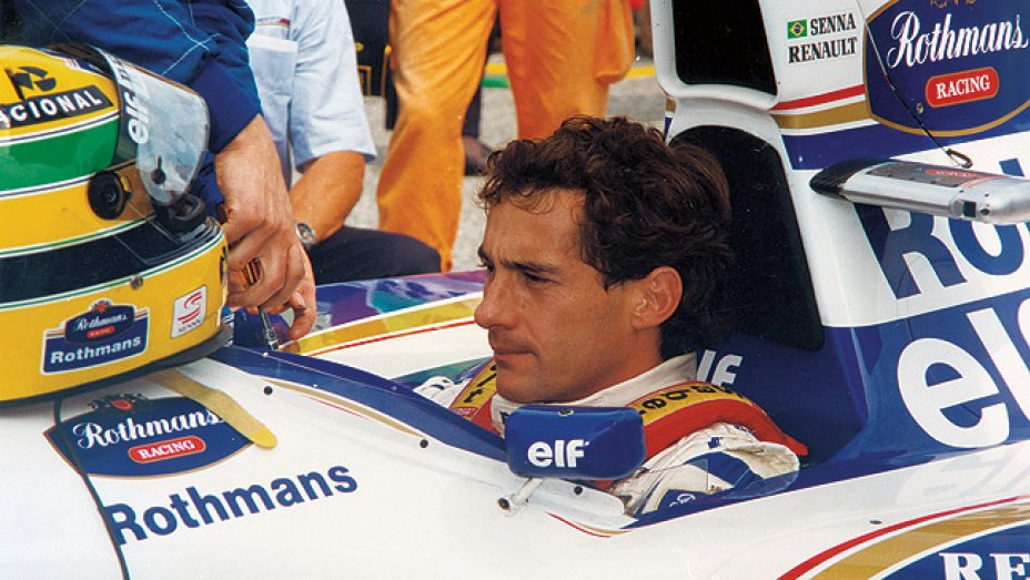 Ayrton Senna – The last race in Imola