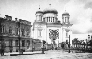 Church of the Tithes – The first stone church of the city in Kyiv