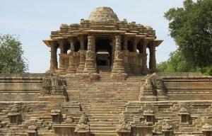 Sun Temple – The Hindu temple in Modhera