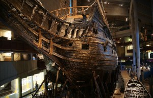 "Vasa Warship – The symbol of the ""Swedish Empire"" in Stockholm"