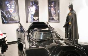Batman – The Tim Burton's Batmobile is being exhibited in Los Angeles