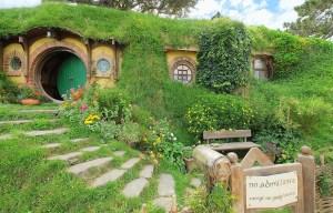The Lord of the Rings – The Hobbiton movie Set in Matamata