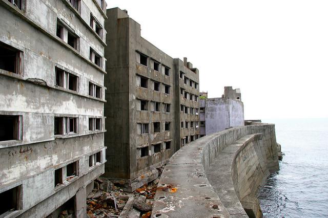 Battleship Island – The abandoned Hashima Island