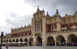 Cloth Hall – The center of culture and commerce in Krakow