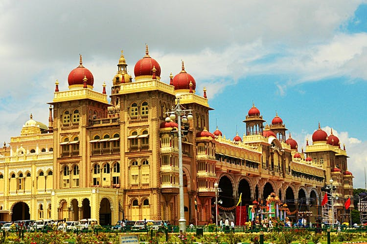 Mysuru Palace – The royal residence in Mysuru