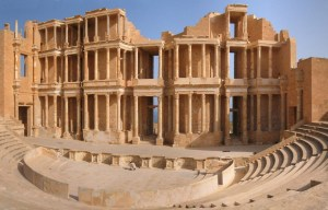 Ancient Sabratha – The archaeological site in Sabratha
