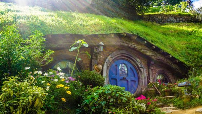 The Lord of the Rings – The Hobbiton movie Set in Matamata