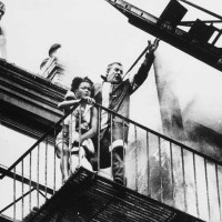Fire Escape Collapse - The Fire on Marlborough Street in Boston
