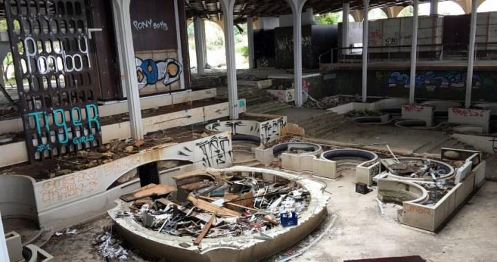 Haludovo Palace  – The abandoned resort hotel in Malinska