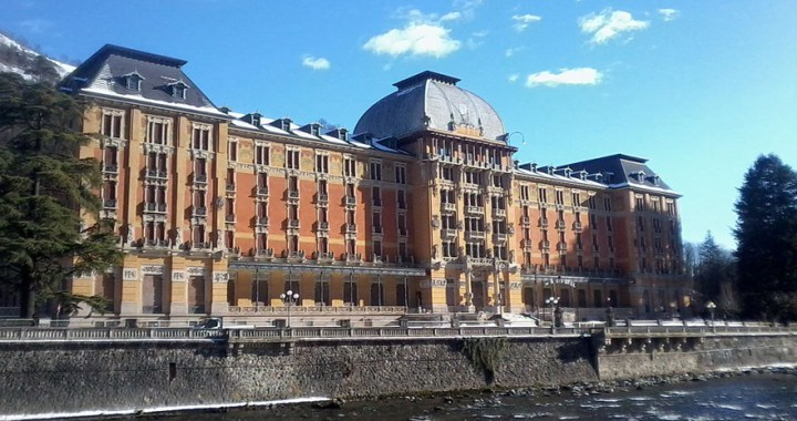 Grand Hotel of San Pellegrino Terme – The seven-storey colossus in San Pellegrino Terme