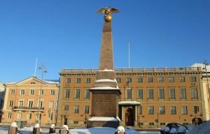 Keisarinnankivi – The Stone of The Empress in Helsinki