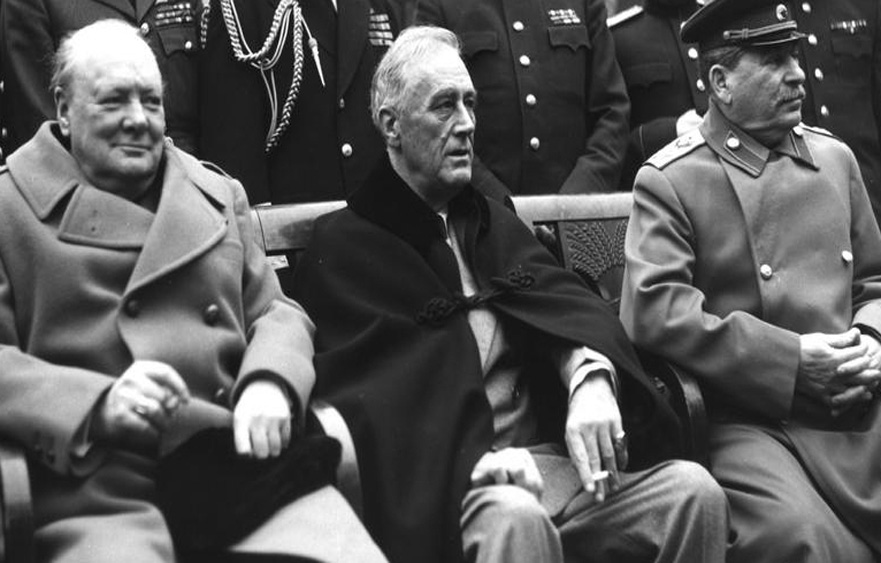 "Yalta Conference – The ""Big Three"" Conference in Yalta"