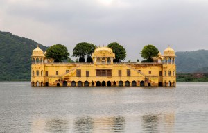 """Jal Mahal – The """"Water Palace"""" in Jaipur"""