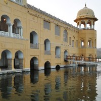 "Jal Mahal - The ""Water Palace"" in Jaipur"