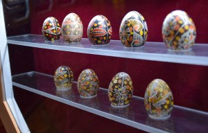 Pysanka Museum – The collection of over 10,000 pysanky in Kolomyia