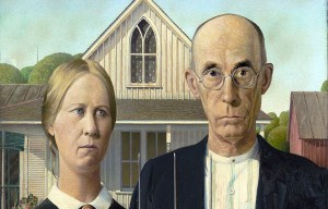 American Gothic – The Dibble House in Eldon