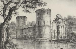 Kasteel van Beersel – One of Belgium best-preserved castles in Beersel