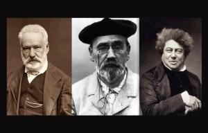 Hugo · Zola · Dumas – The famous novelists together at the Panthéon in Paris