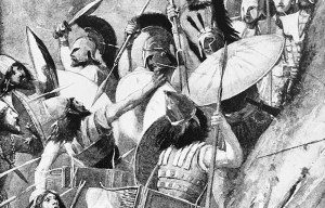 Thermopylae – The battle symbol of courage in Thermopyles