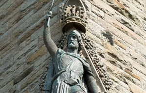 William Wallace – The Sword of Scottish knight is being exhibited in Stirling