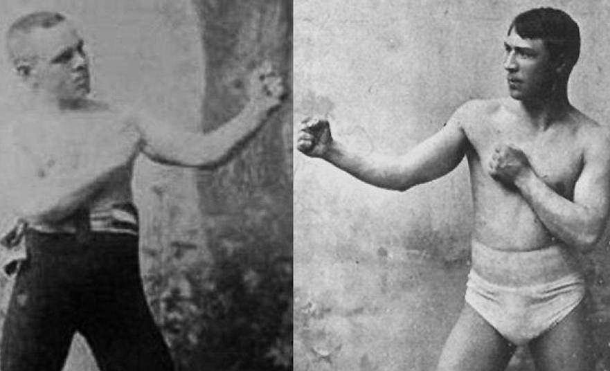 Andy Bowen vs Jack Burke – The longest fight in professional boxing history in New Orleans
