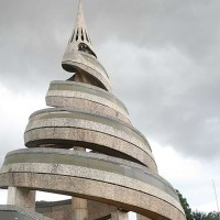 Reunification Monument - The symbol of Reunification in Yaoundé