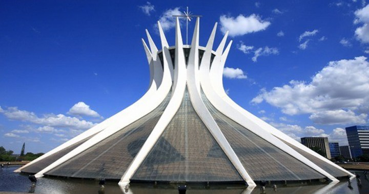 Cathedral of Brasília – The seat of the Archdiocese of Brasília