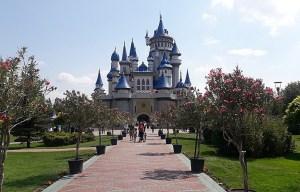 Masal Şatosu – The fairytale castle in Eskişehir