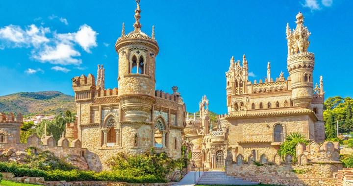 Castillo de Colomares – The architecturally unique castle in Benalmádena