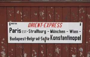 Orient Express – The famous terminal station in Istanbul