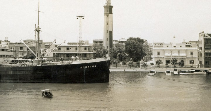 Port Said Lighthouse – One of the world's first buildings with reinforced concrete in Port Said