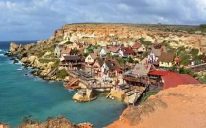 Popeye Village – The Sailor's village film set in Mellieh