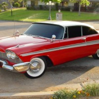 Christine - The bloody car is still alive in Los Angeles