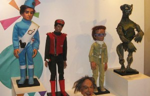 Supermarionation – The famous electronic marionettes are being exhibited in Bradford