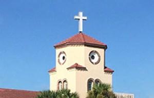 Church by the Sea – The chicken church in Madeira Beach