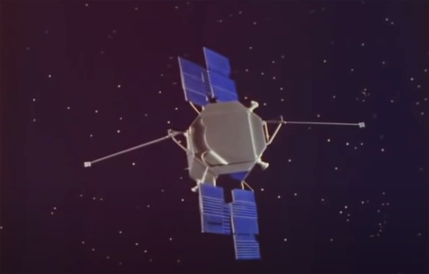 Stargazer – The first successful space telescope in Earth orbit