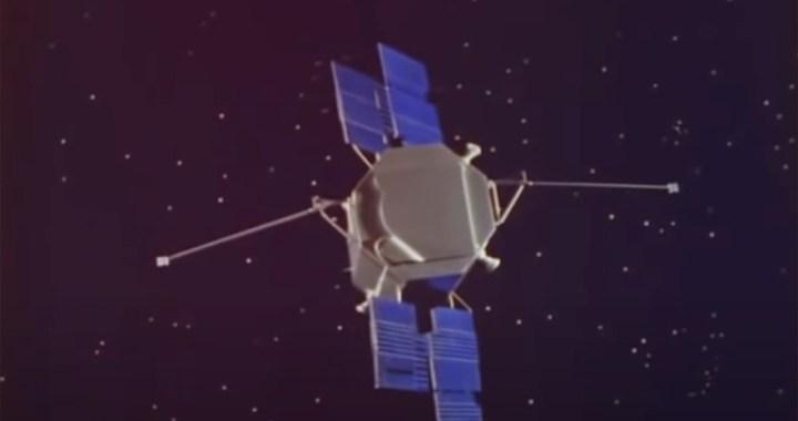 Stargazer – The first successful space telescope in Earth orbit