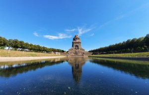Völkerschlachtdenkmal – The monument to the Battle of the Nations in Leipzig