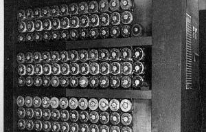Enigma – The Turing bombe rebuild project is being exhibited in Bletchley